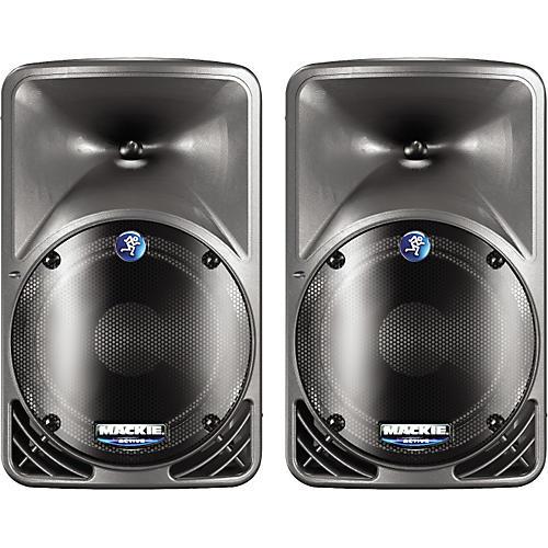 Mackie SRM350 2-Way Powered Speaker Pair