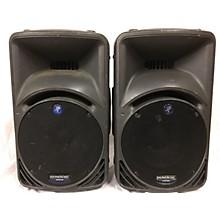 Mackie SRM450V1 Pair Powered Speaker