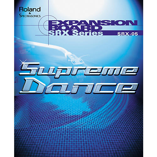 Roland SRX-05 Supreme Dance Expansion Board