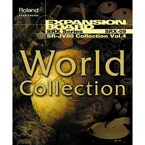 Roland SRX-09 World Collection Expansion Board
