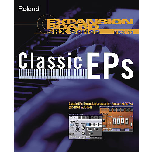 Roland SRX-12 Classic EPs Expansion Board