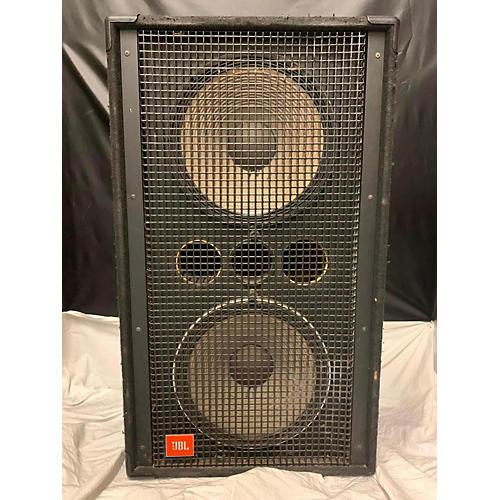 used jbl srx 4715 unpowered speaker guitar center. Black Bedroom Furniture Sets. Home Design Ideas