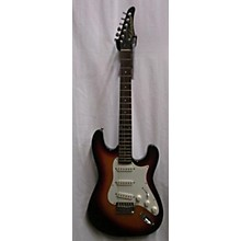 Silvertone SS-10 Solid Body Electric Guitar