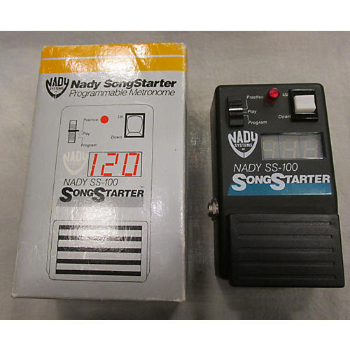 Nady SS100 Tuner Metronome