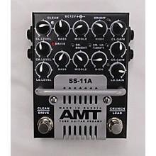 AMT Electronics SS11 3-Channel Dual Tube Guitar Preamp