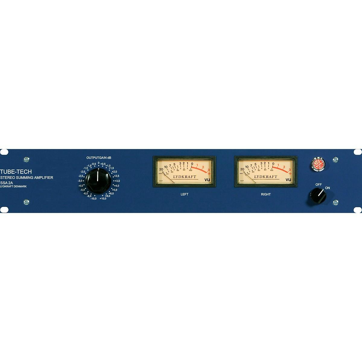 Tube-Tech SSA-2B Stereo Summing Amplifier