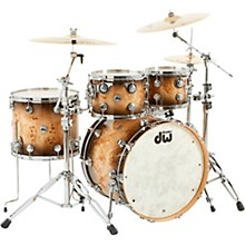 DW SSC Collector's Series 4-Piece Exotic Maple Shell Pack