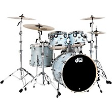 SSC Collector's Series 4-Piece Shell Pack Pale Blue Oyster Chrome Hardware