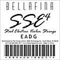 Bellafina SSE Electric Violin String Set thumbnail