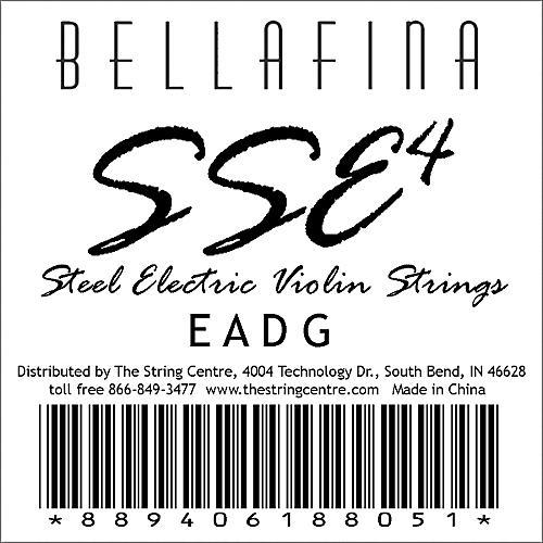 Bellafina SSE Electric Violin String Set