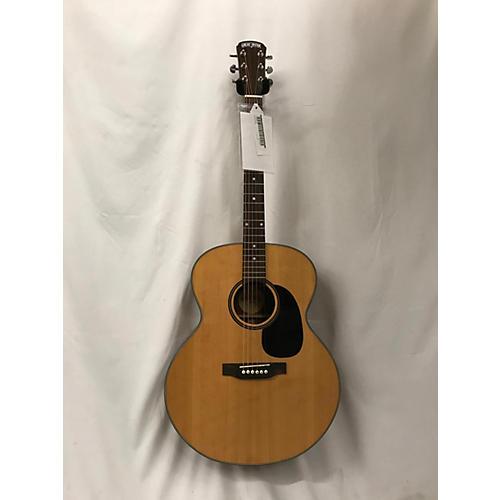 Great Divide SSJ-N JUMBO Acoustic Guitar