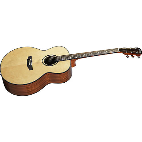 Great Divide SSJ-N Jumbo Solid Sitka Spruce Top Acoustic Guitar