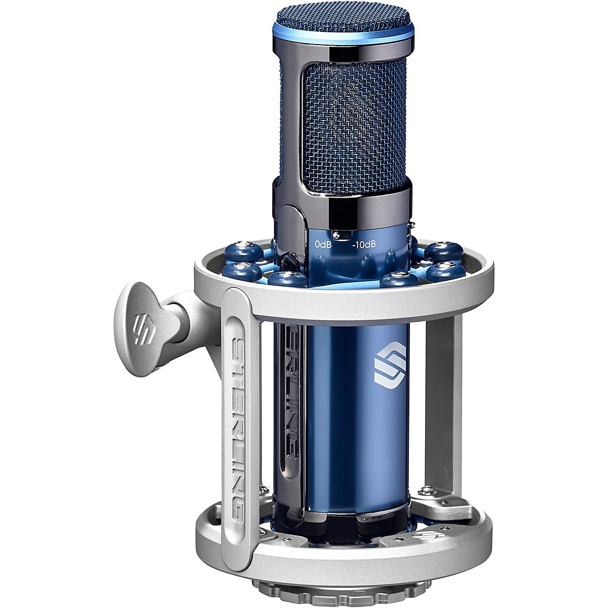 Sterling Audio ST-169 Multi-Pattern Tube Condenser Microphone