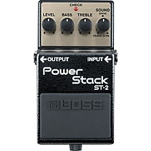 Boss ST-2 Power Stack Distortion Guitar Effects Pedal