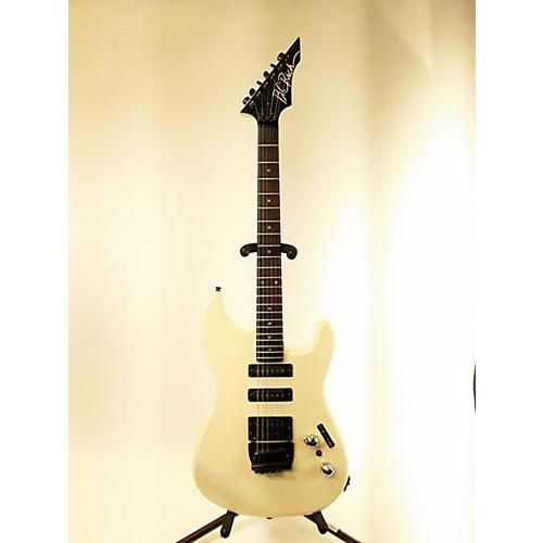 B.C. Rich ST Platinum Solid Body Electric Guitar