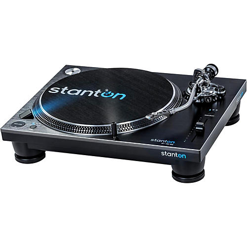 Stanton ST.150 M2 High-Torque Professional Direct-Drive DJ Turntable with Deckadance