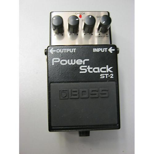 Boss ST2 Power Stack Overdrive