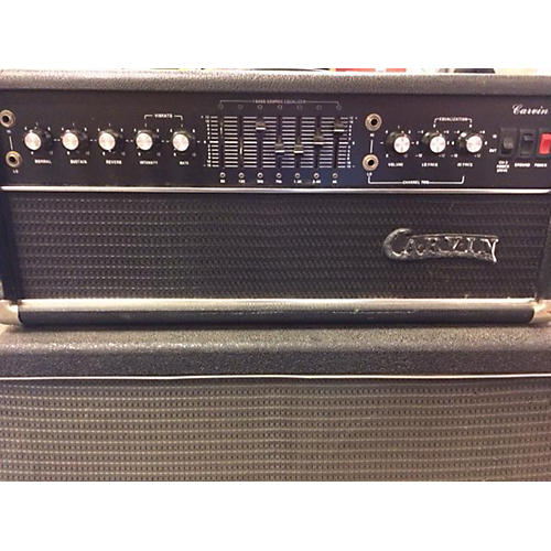Carvin ST4500 Bass Amp Head