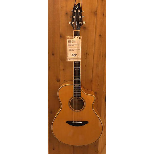 used breedlove stage c250 acoustic electric guitar flame maple guitar center. Black Bedroom Furniture Sets. Home Design Ideas