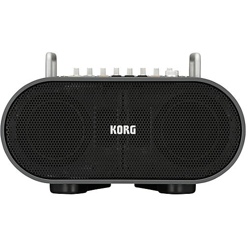 Korg STAGEMAN 80 Rhythm Machine and PA System