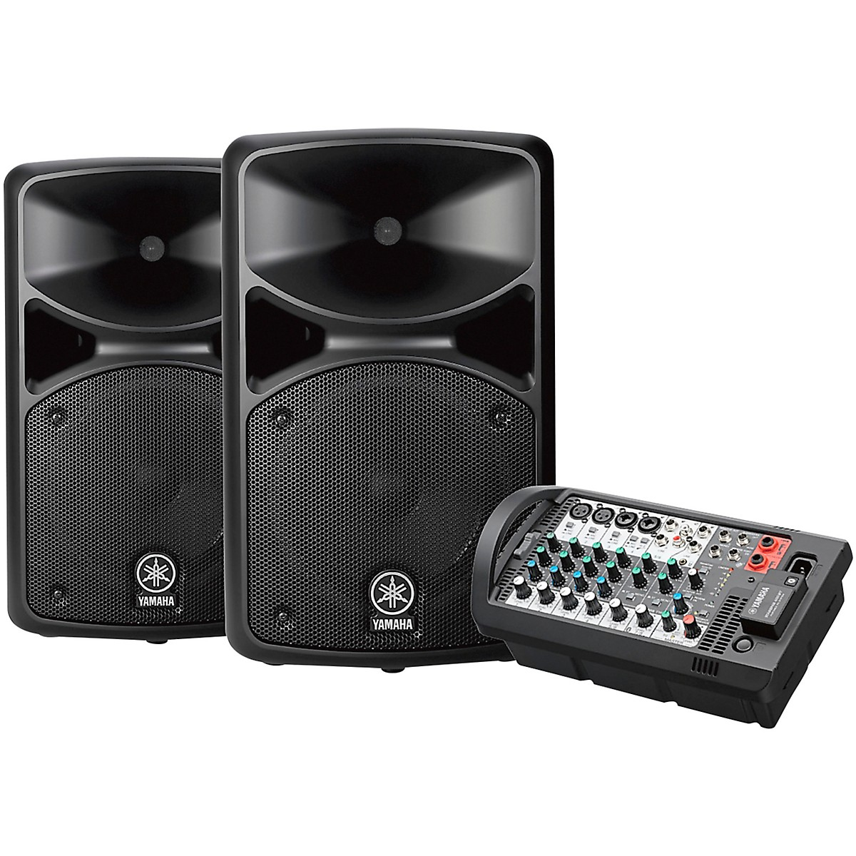 Yamaha STAGEPAS 400BT Portable PA system with Bluetooth