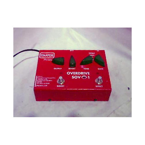 Providence STAMPEDE Effect Pedal