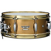 STAR Reserve Hand Hammered Brass Snare Drum 14 x 5.5 in.