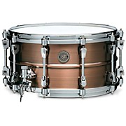 STARPHONIC Copper Snare Drum 14 x 7 in.