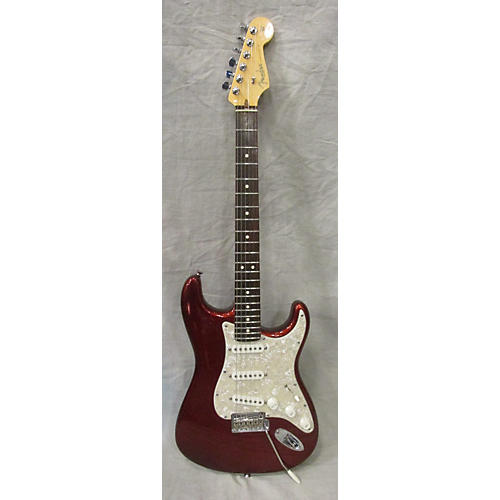 Fender STD STRAT Candy Cola Solid Body Electric Guitar