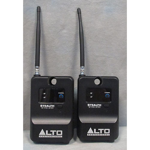 Alto STEALTH WIRELESS EXPANDER PACK Wireless System
