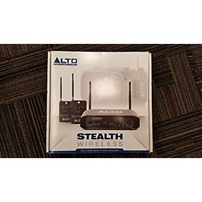used alto stealth wireless wireless system guitar center. Black Bedroom Furniture Sets. Home Design Ideas
