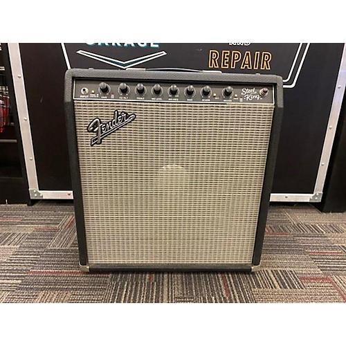 Fender STEEL KING Tube Guitar Combo Amp