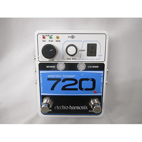 Electro-Harmonix STEREO LOOPER 720 Pedal