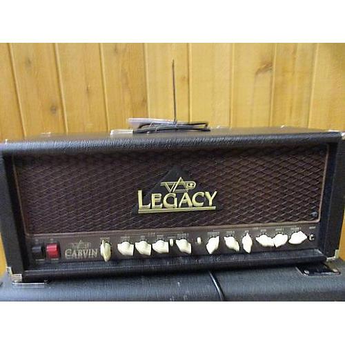 used carvin steve vai legacy 100 tube guitar amp head guitar center. Black Bedroom Furniture Sets. Home Design Ideas
