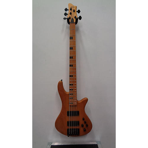 Schecter Guitar Research STILETTO 5 SESSION Electric Bass Guitar
