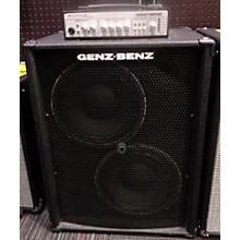 Genz Benz STL60210T 600W 2x10 Bass Combo Amp