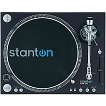 Stanton STR8.150 M2 Direct Drive Professional DJ Turntable with Straight Tone Arm