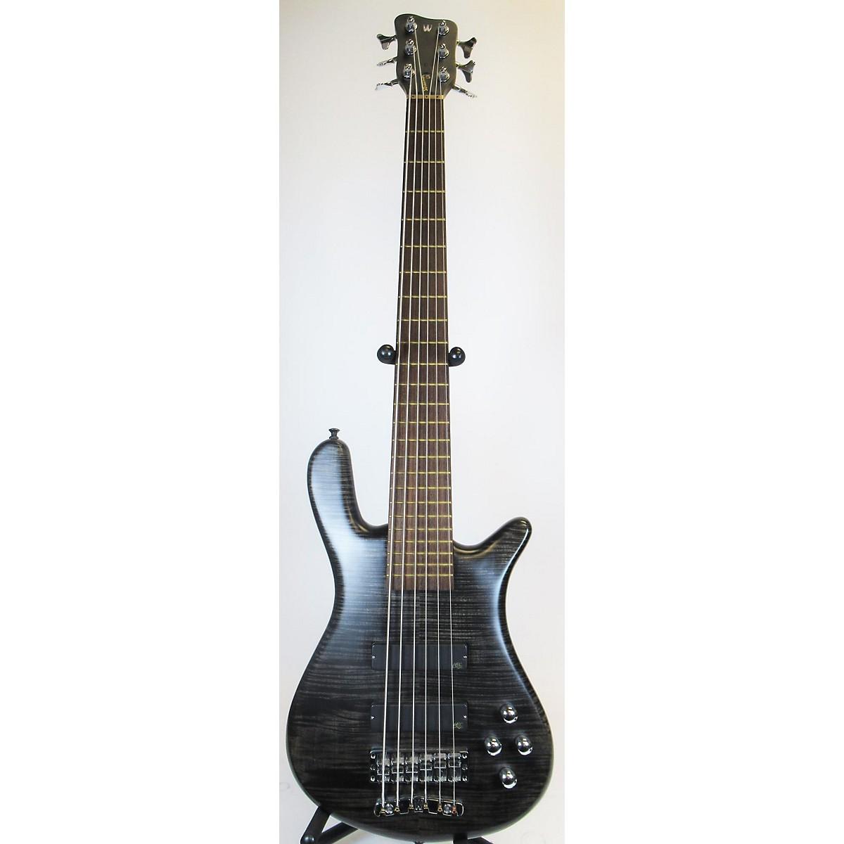 Warwick STREAMER LX6 BUBINGA Electric Bass Guitar