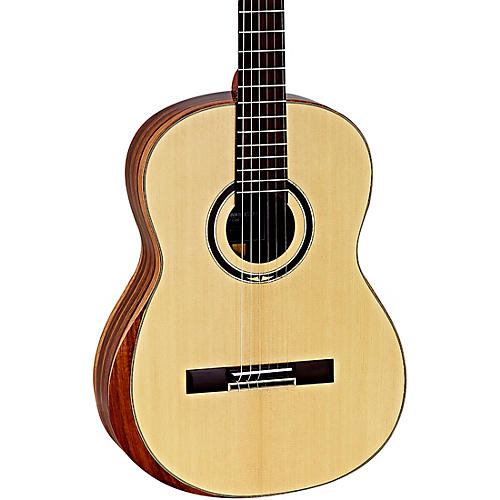 Ortega STRIPED SUITE Nylon Classical Acoustic Guitar