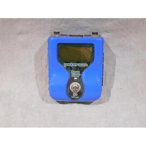 Peterson STROBE STOMP Tuner