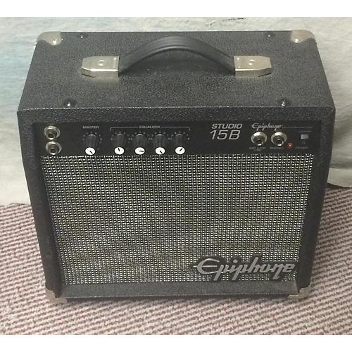 Epiphone STUDIO 15B Bass Combo Amp