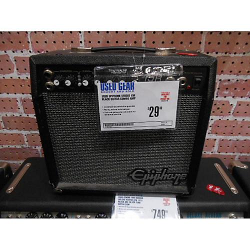 Epiphone STUDIO 15R Black Guitar Combo Amp