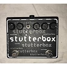SolidGoldFX STUTTER BOX Effect Pedal