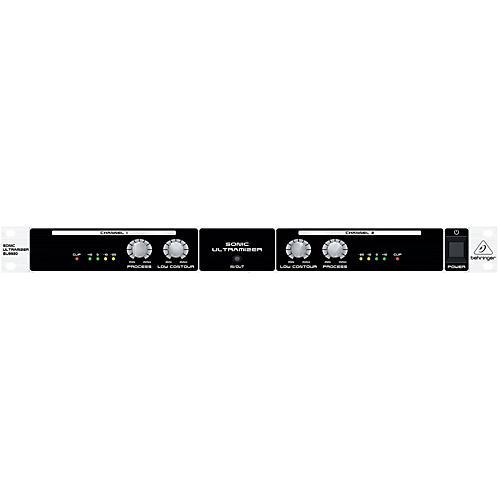 Behringer SU9920 Sonic UltramizerStereo Sound Enhancement Processor