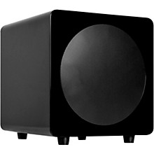SUB8 8-inch Powered Subwoofer Gloss Black