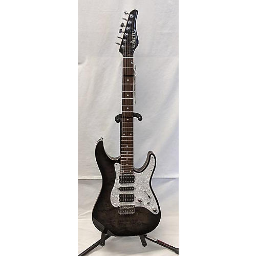 Schecter Guitar Research SUNSET CUSTOM MIJ Solid Body Electric Guitar