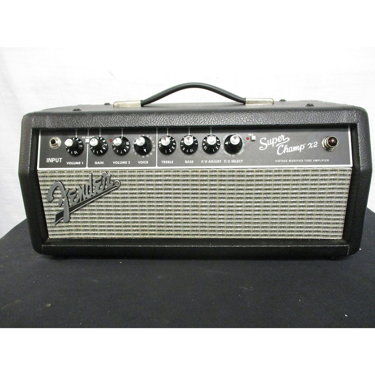 Fender SUPER CHAMP 15W HEAD Tube Guitar Amp Head