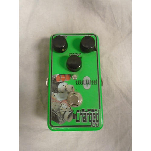 Catalinbread SUPER CHARGED OVERDRIVE Effect Pedal