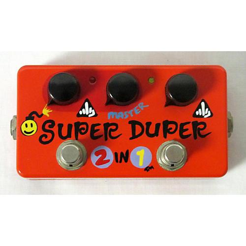 Zvex Super Duper Hand Painted