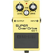 SUPER OverDrive SD-1 Pedal